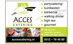Acces Catering Eastermar