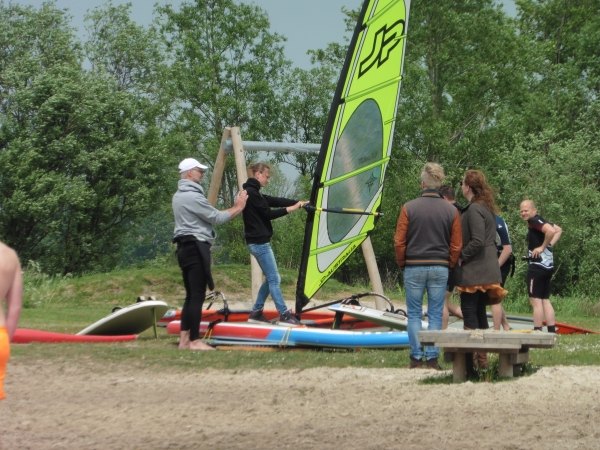 dag van de watersport